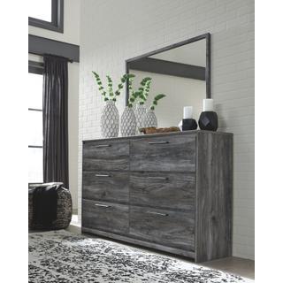 Baystorm Dresser and Mirror
