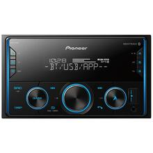 Double-DIN In-Dash Digital Media Receiver with Bluetooth®