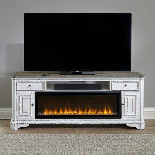 Product Image - 82 Inch Fireplace TV Console
