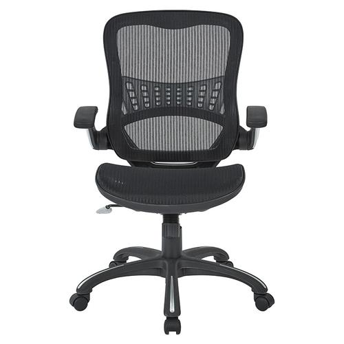 Office Star - Mesh Seat and Back Manager's Chair