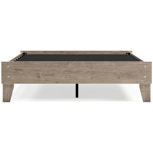 Signature Design By Ashley - Oliah Full Platform Bed