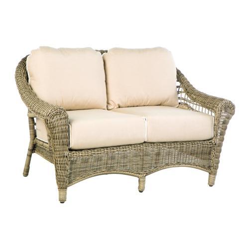 Bainbridge Breve Deep Seating Love Seat