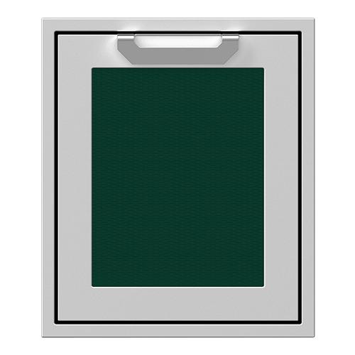 """18"""" Hestan Outdoor Single Access Door - AGADR Series - Grove"""
