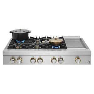 "JennAir - RISE™ 48"" Gas Rangetop"