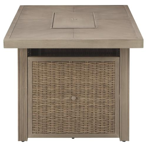 Beachcroft Outdoor Fire Pit Table