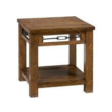San Marcos Square End Table
