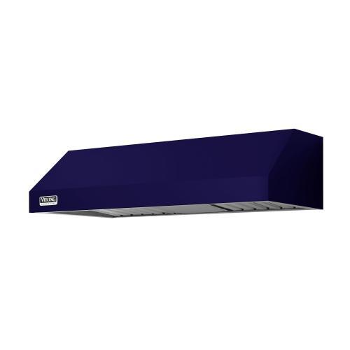 """36"""" Wide 10"""" High Wall Hood + Ventilator - VWH Viking 5 Series"""