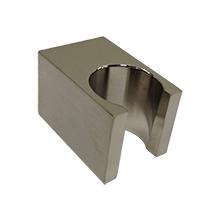 F902-24BN SQU Handshower Holder Brushed Nickel