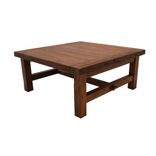 Gallery - Square Coffee Table