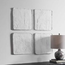Angeline Wall Decor, S/4