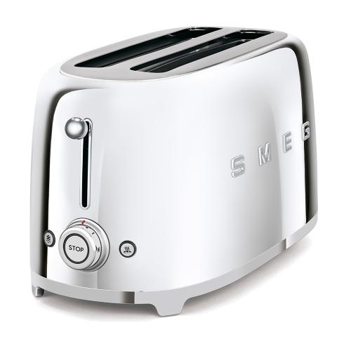 4x2 Slice Toaster, Chrome