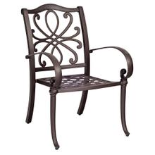 See Details - Holland Dining Armchair - Stackable