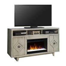 "Beverly 61"" Fireplace Console"
