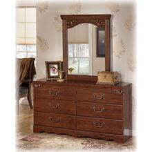 Dresser,Mirror,Chest,Full-Queen Panel Headboard