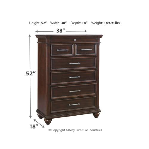 Brynhurst Chest of Drawers