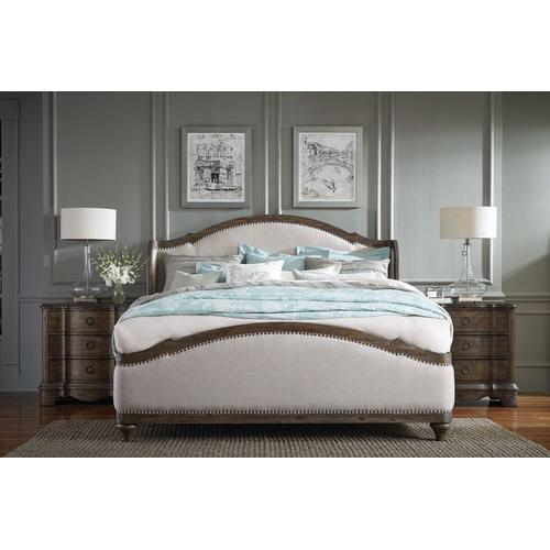 Parliment Queen Bed