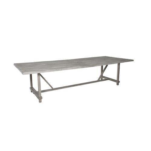"""Castelle - 116"""" Antler Hill Rectangular Dining Table"""