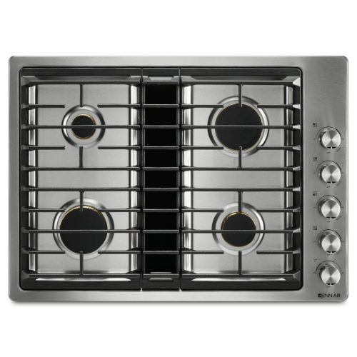 "30"" JX3™ Gas Downdraft Cooktop"