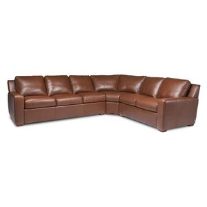 Lisben Sectional - American Leather
