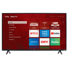 "TCL 49"" CLASS 3-SERIES FHD LED ROKU SMART TV - 49S325"