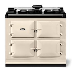 "AGAAGA classic 39"" Dual Control Electric/Gas Model, Linen"