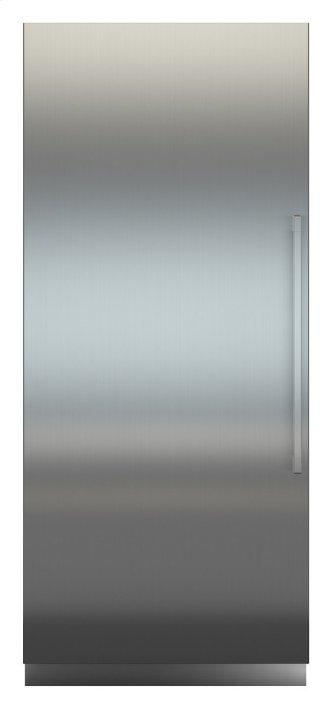 """36"""" Freezer for integrated use with NoFrost"""