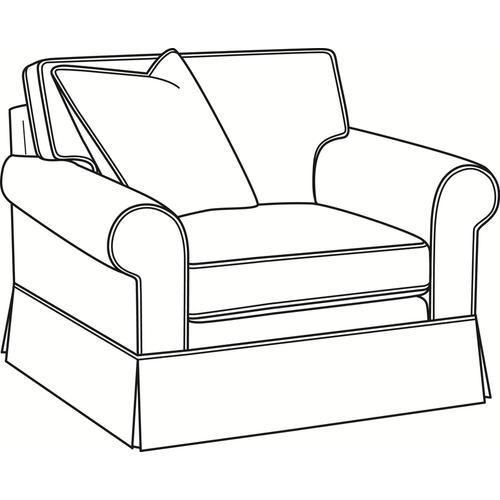 Braxton Culler Inc - Benton Arm Chair