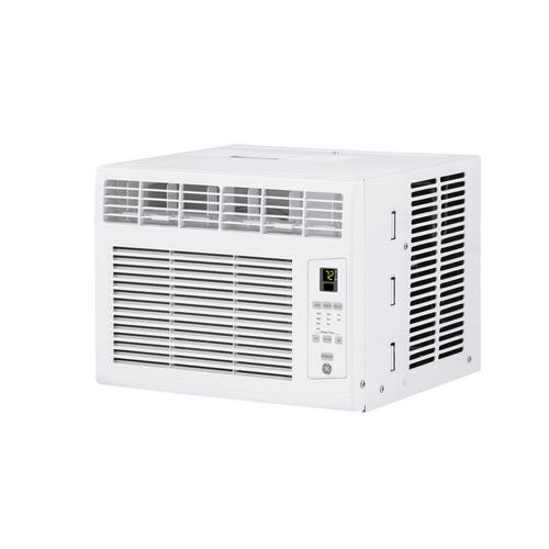 GE® 6,000 BTU Electronic Window Air Conditioner for Small Rooms up to 250 sq. ft.