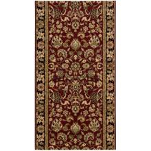 Grand Parterre Kashan Elite Pt01 Red Runner