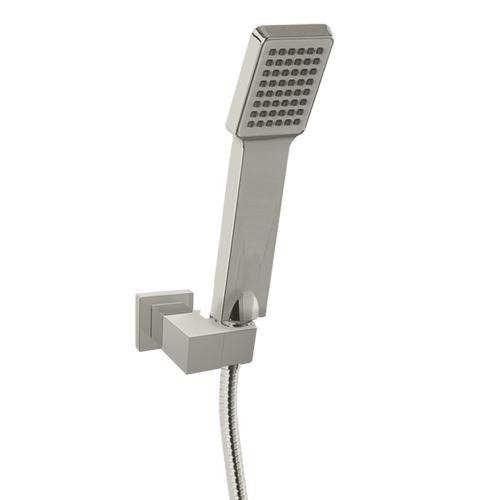 Adjustable Flexible Hose Shower Kit with Integrated Water Outlet SQU