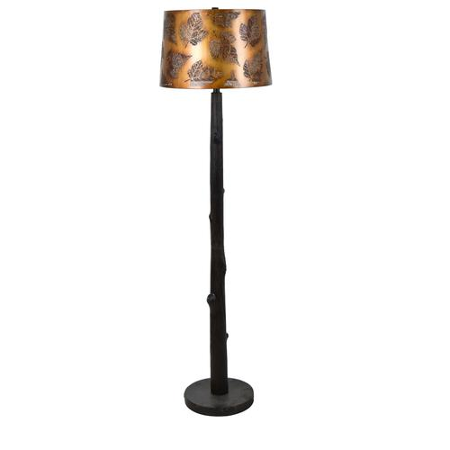 Birch Forest Floor Lamp