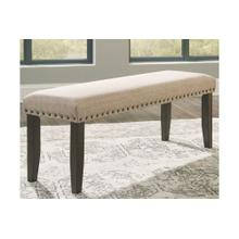 Rokane Large UPH Dining Room Bench Brown