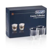 See Details - Creamy Collection (6) Glass Gift Set - Cappuccino Double Wall Thermal Glasses DLSC301