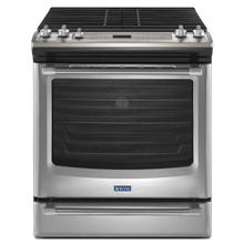 LOANER FLOOR MODEL 30-inch Gas Range with Convection and Fit System - 5.8 cu. ft.