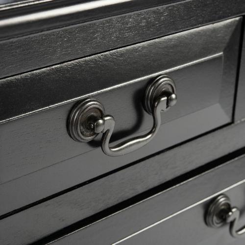 Safavieh - Primrose 3 Drawer Console Table - Black