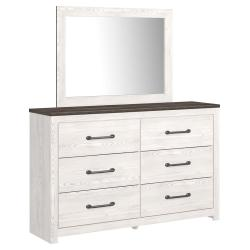 Gerridan Dresser and Mirror
