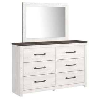 Gerridan Dresser and Mirror