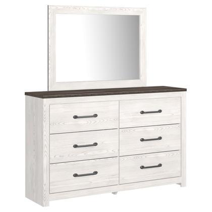 See Details - Gerridan Dresser and Mirror