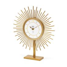 Penrith Gold Metal Sunburst