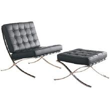 Black Barcelona Chair