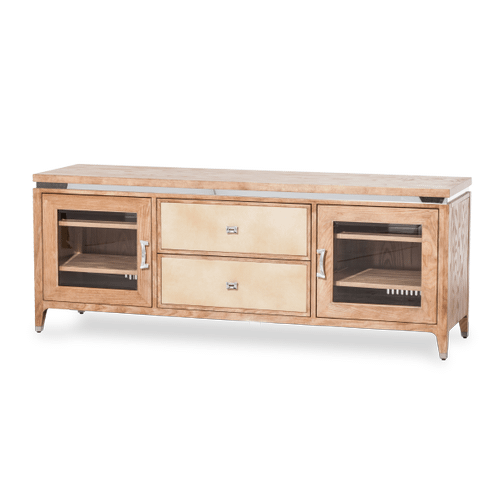 Biscayne West Entertainment Console Sand
