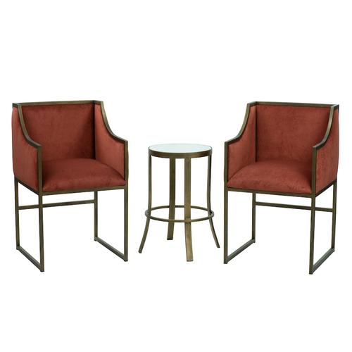 Wesley Allen - Mila Chair and Luna Table