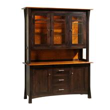 San Marino 3 Door Hutch