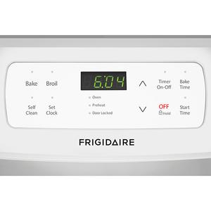 Frigidaire 30'' Slide-In Electric Range