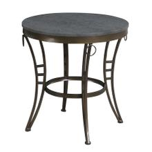 Emmerson Round End Table