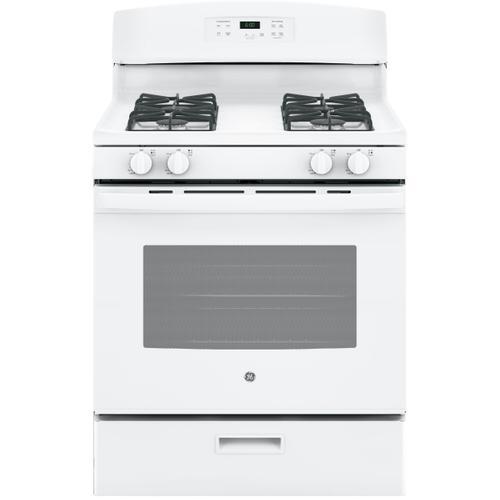 """GE Appliances - GE® 30"""" Free-Standing Gas Range-Nice range-No damage"""