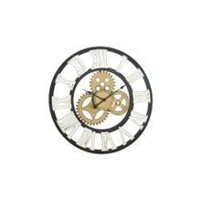 "MTL WALL CLOCK 30""D"