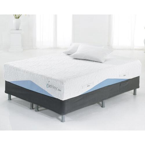 12 Inch Chime Elite King Foundation With Mattress