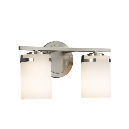 Atlas 2-Light Bath Bar