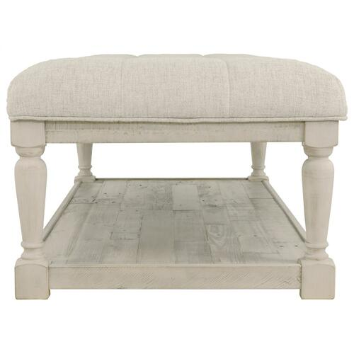 Shawnalore Coffee Table Ottoman